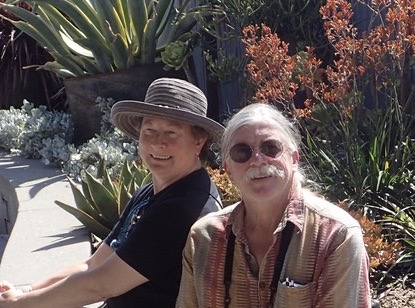 Eleanor & Kevin Uhlinger, Monterey, CA